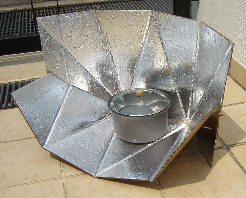 Sunny Cooker Tan Solar Cooking Fandom Powered By Wikia