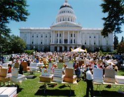 Sacramento event at Capitol