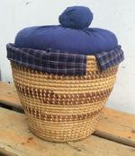 Maclachlan fireless basket, 6-28-16