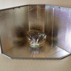 Fig. 5. Pot dans un sac inséré dans le cuiseur