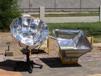 New solar cooker 011