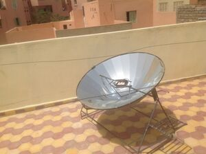 Moroccans-solar-cooker