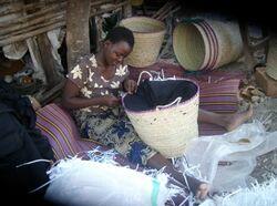 Fireless cookers in Tanzania, 2013, 1-15-13