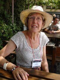 Clara Thomas Granada 2006