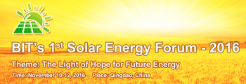 Solar Energy Forum, China logo, 5-31-16