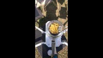 Spaghetti solari