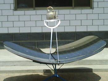 Tianjin solar cooker