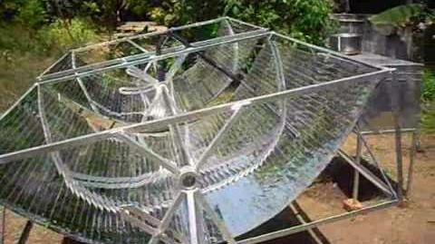 Saracon Solar Cooker