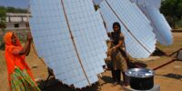 Women Barefoot Solar Cooker Engineers Society