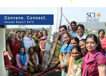 Annual Report SCI 2015 image