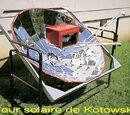 Piekarnik solarny paraboliczny