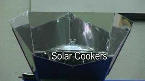 Mayan Solar Cookers
