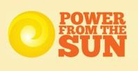 Power From The Sun logo, 5-12-14