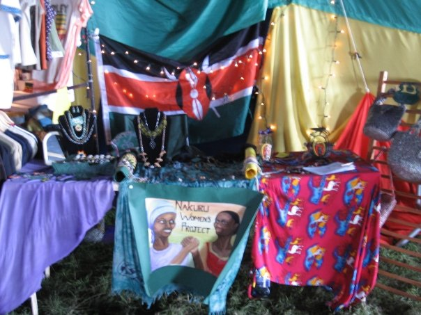 File:Ribbon of Hope (formerly Nakuru Women's Project) stall at Mantua festival 2008.jpg