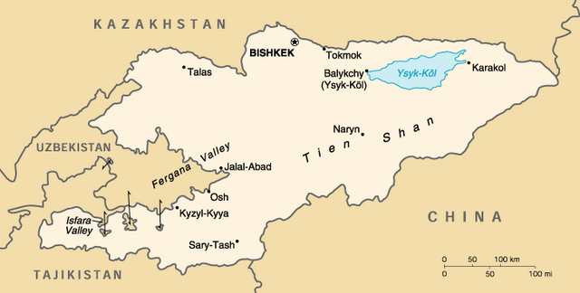 File:Kyrgyzstan map, 12-30-15.png