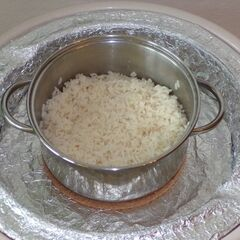 16) Riz cuit