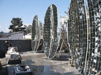 Afghan Bedmoschk Solar Centre