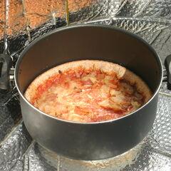 8) Pizza 0,4 kg