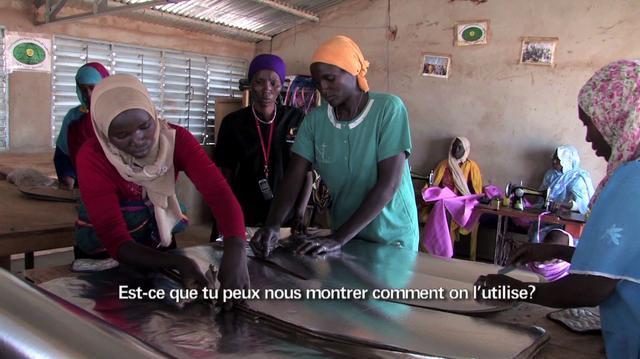 TAHA CHAMCHIHA Cuisine Solaire au Sahel