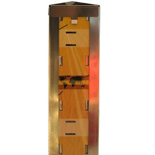 Kolamba Solar Cooker when shipped