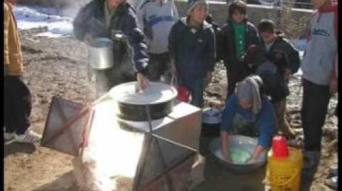Afghanistan solar cooking