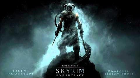 Silent Footsteps - The Elder Scrolls V Skyrim Original Game Soundtrack