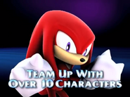 Knuckles (Sonic Chronicles (The Dark Brotherhood) Trailer)