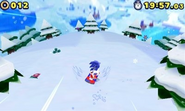Snowboard in Lost World