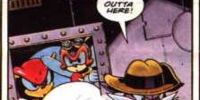 Nack the Weasel (Sonic the Comic)