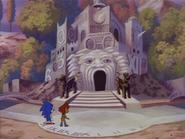 Floating Island palace