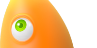 Orange Wisp