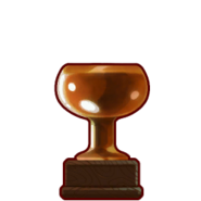 Trophy Bronze result