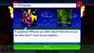 Sonic Runners Zazz Raid Event Zeena Zor Cutscene (3)