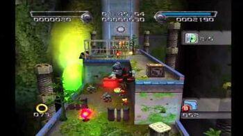 Shadow the Hedgehog Stage 3-2 Prison Island (Hero Mission no com)