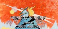 Sonic is Running