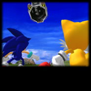 Sonic Adventure Credits (Super Sonic 02)