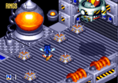 Conveyor Belt Sonic 3D GGZ
