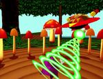 Eggman's UFO Vechile