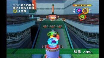 Sonic Heroes Grand Metropolis (Team Chaotix)