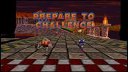 Sonic R Egg Robo Challenge