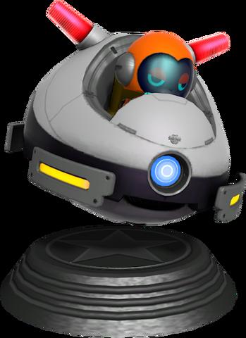 File:Sonic Generations Cop Speeder Statue.png