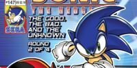 Archie Sonic the Hedgehog Issue 147