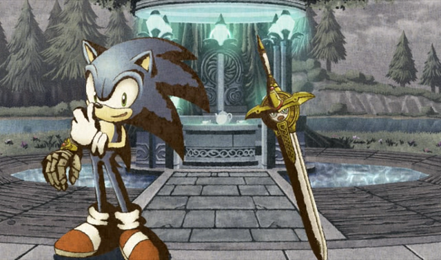 File:Cutscene - Lady of the Lake (Screenshot 1).png