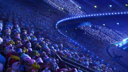 Mario & Sonic at the Olympic Winter Games - Opening - Screenshot 3