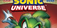 Archie Sonic Universe Issue 33