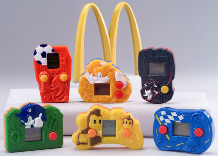 Image result for sonic mcdonalds