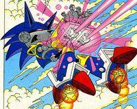 Mecha Sonic Archie