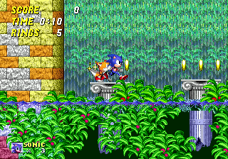 File:Aquatic Ruins from Sonic 2 for Mega Drive.png