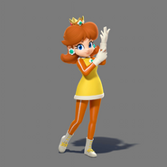 Daisy winter outfit - Rio2016