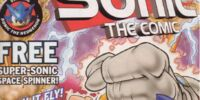 Sonic the Comic Issue 174